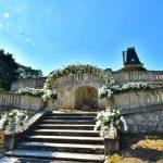 арка за сватба в евксиноград